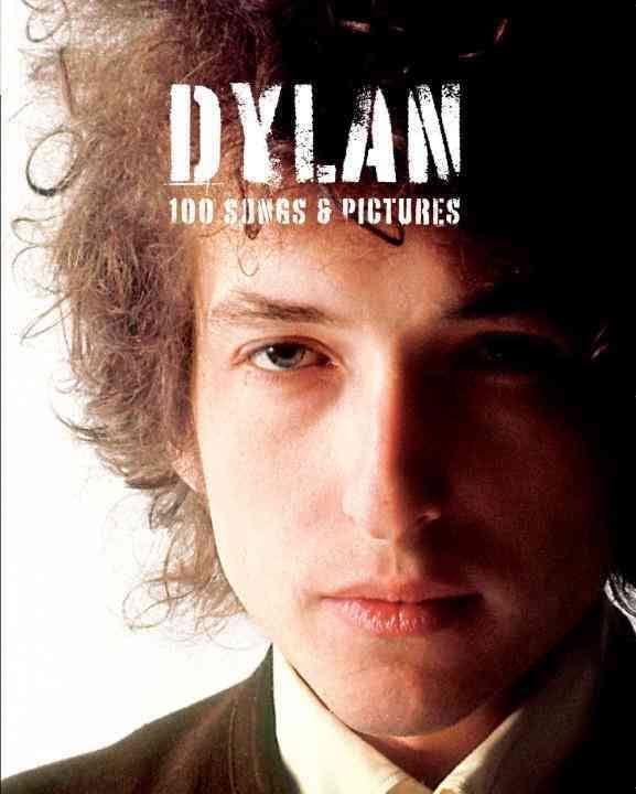 Dylan 100 songs and pictures book