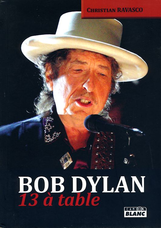 bob dylan 13 à table book in French