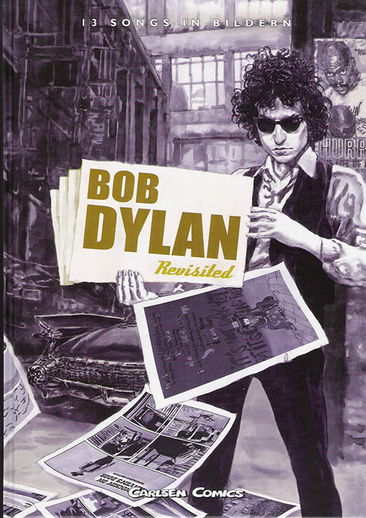 bob dylan revisited 13 songs in bildern book in German