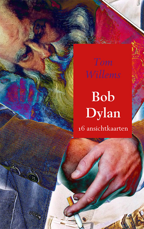 bob dylan 16 ansichtkaarten book in Dutch