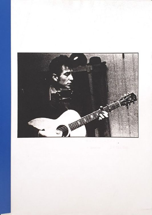 Bob Dylan audio tapes book