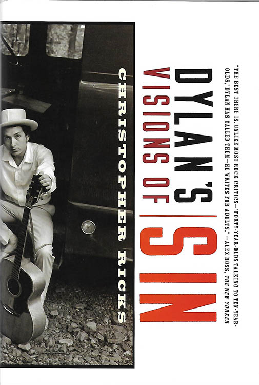 Dylan's vision of sin 2004 book