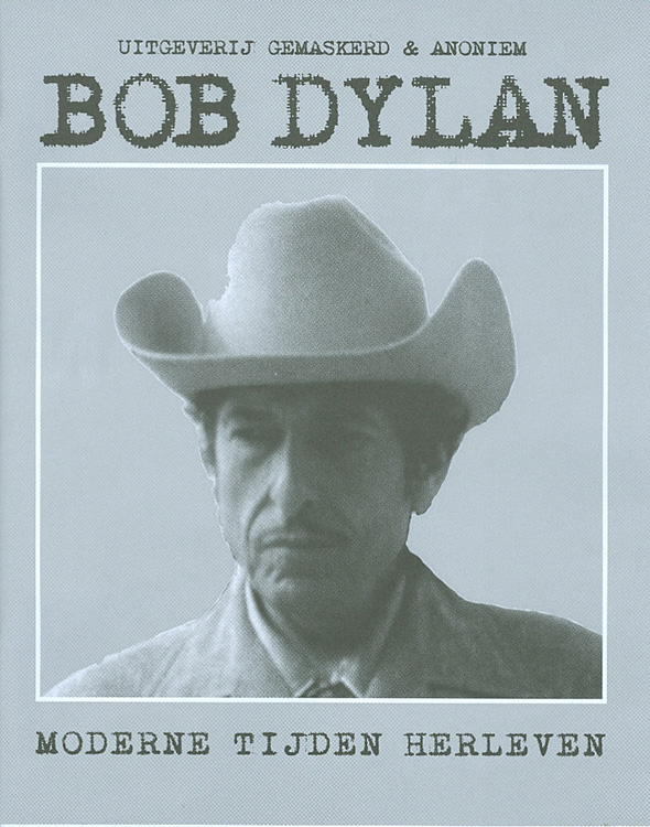 bob dylan book in Dutch