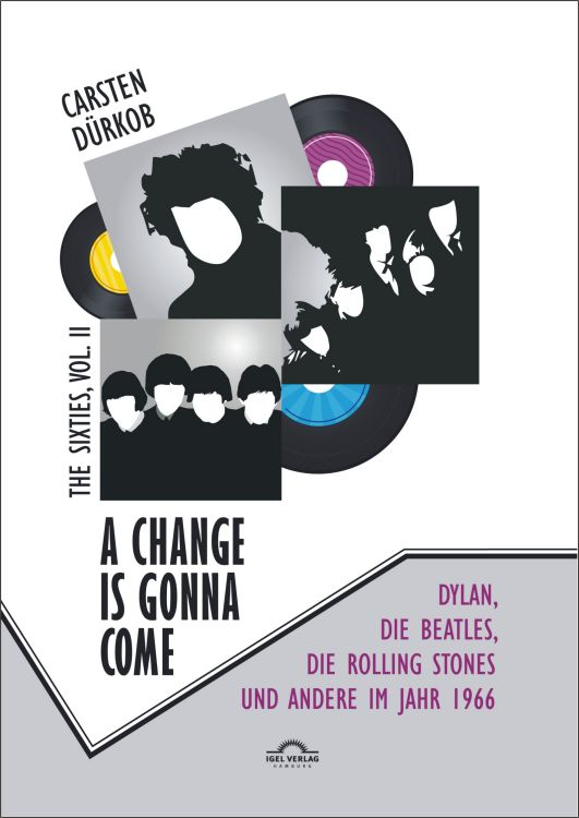 a change is gonna come bob dylan book in German