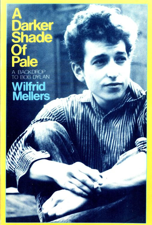 a darker shade of pale soft coverBob Dylan book