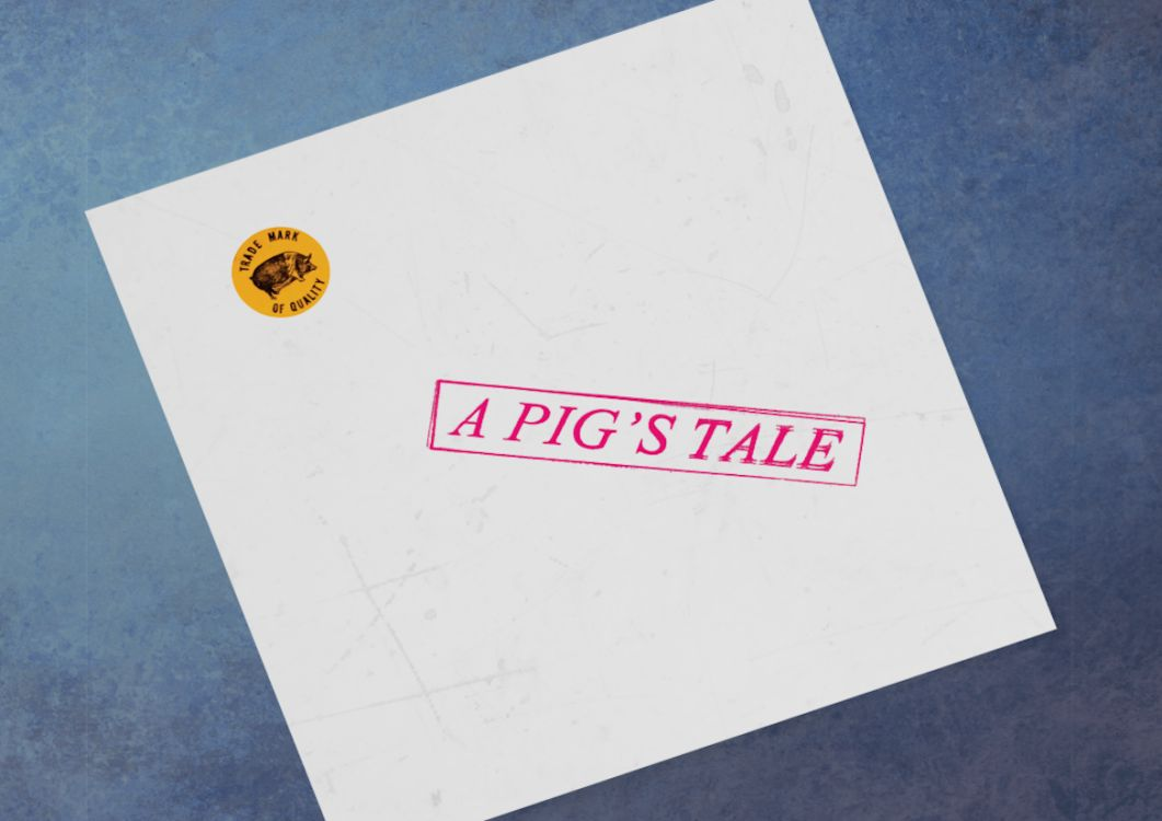 A Pig's Tale book