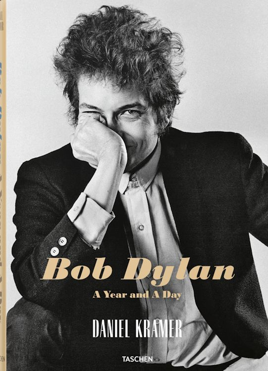 a year and a day Bob Dylan 2018 taschen book