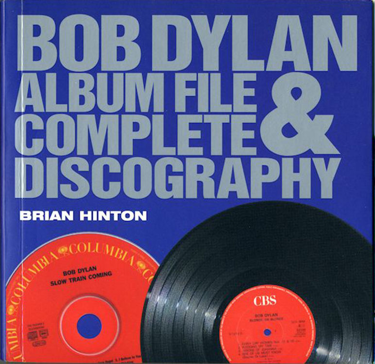 Bob Dylan album file book