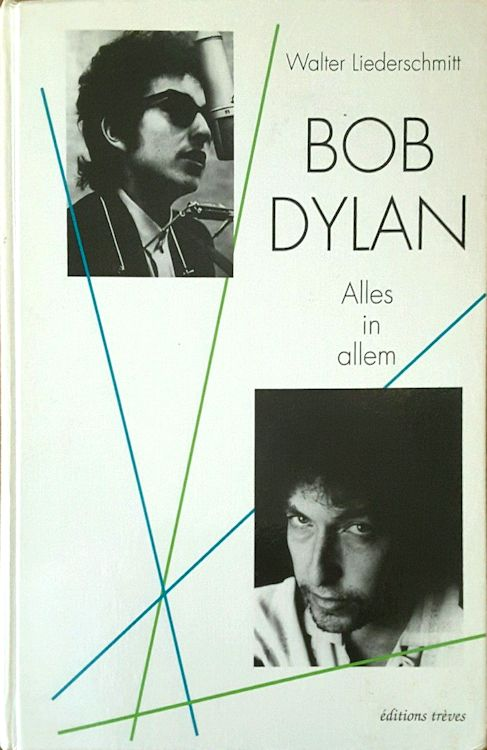 alles inallem bob dylan book in German