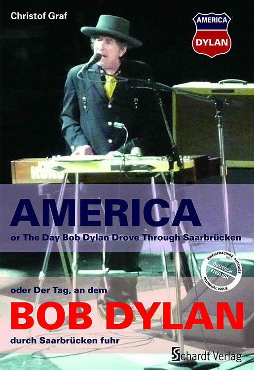 america oder den tag bob dylan book in German