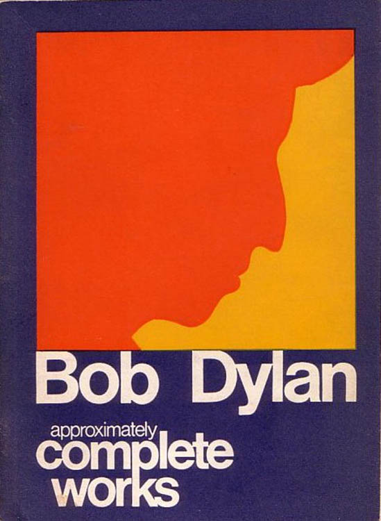 approximately complete works bob dylan book in Greek