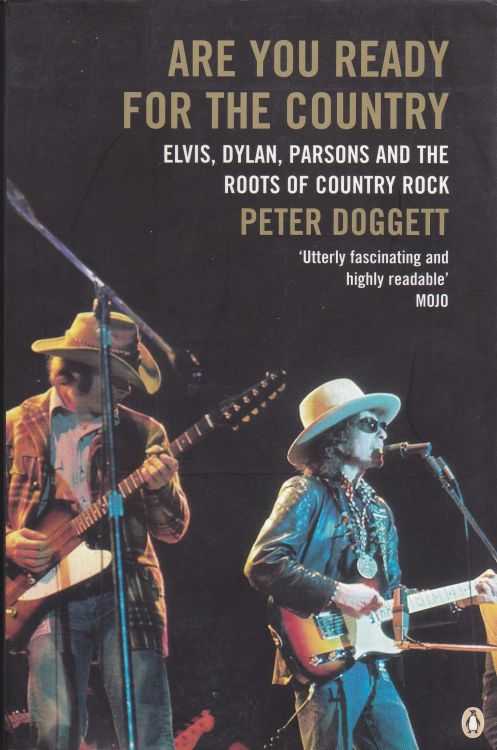 are you ready for the country 2001 Bob Dylan book