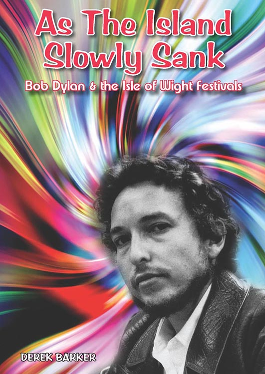 as the island slowly sank wight Bob Dylan book