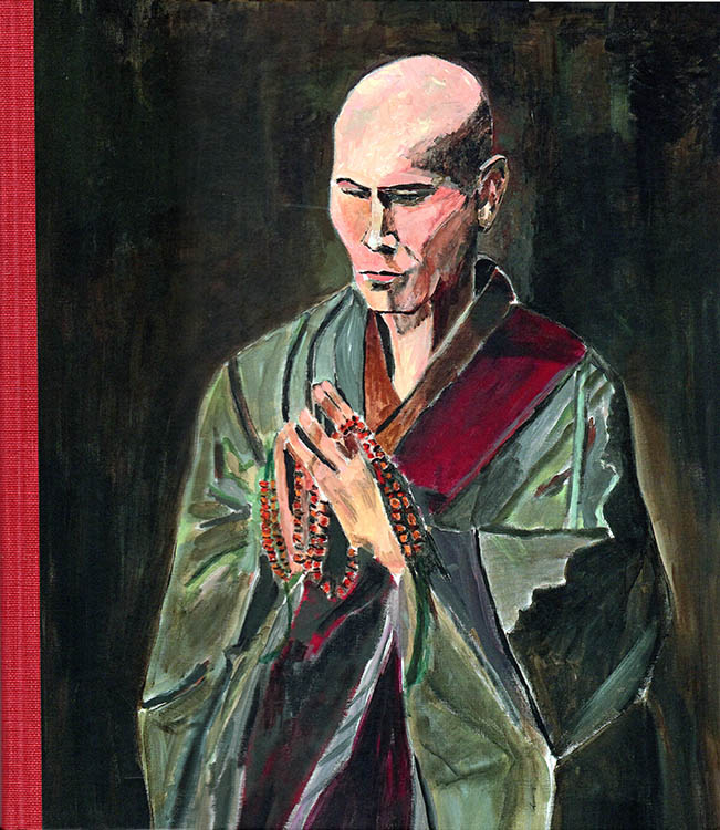 The asia series by Bob Dylan halcyon gallery Gagosian Gallery, New York the monk cover