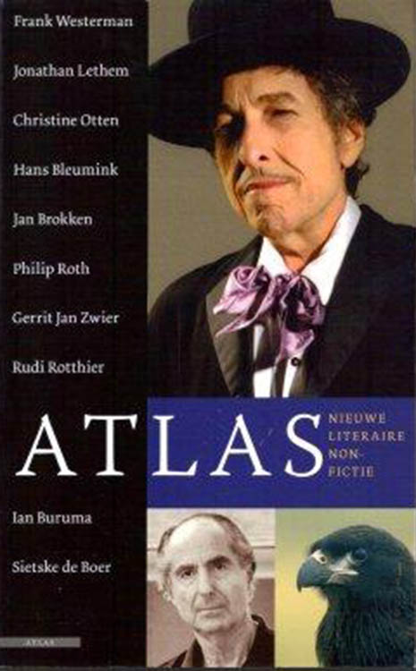 atlas bob dylan book in Dutch