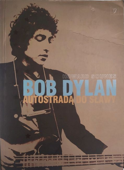 autostrada do stawy bob dylan book in Polish
