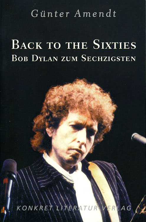 back to the sixties bob dylan book in German