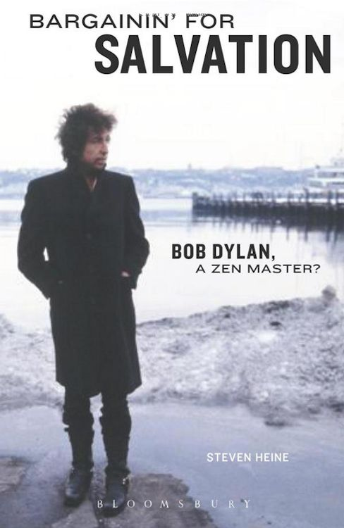 bargainin' for salvation Bob Dylan book