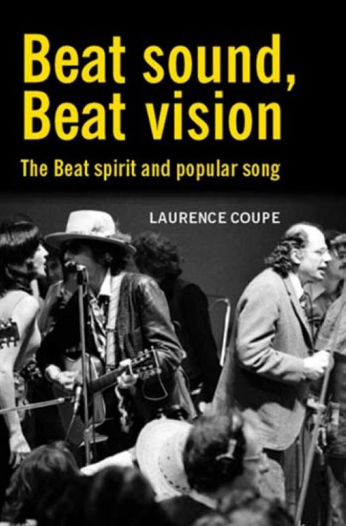 beat sound beat vision laurence coupe Bob Dylan book