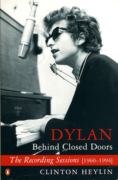 Bob Dylan behind closed doors book