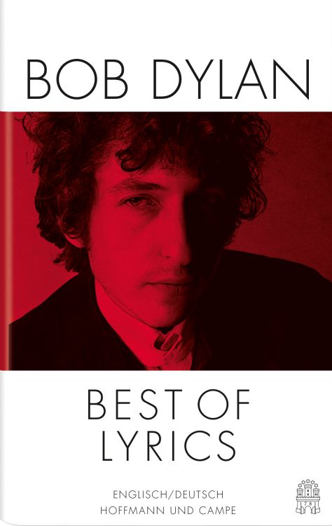 bob dylan best of lyrics book in German