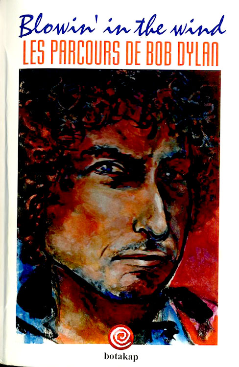 les parcours de bob dylan book in French