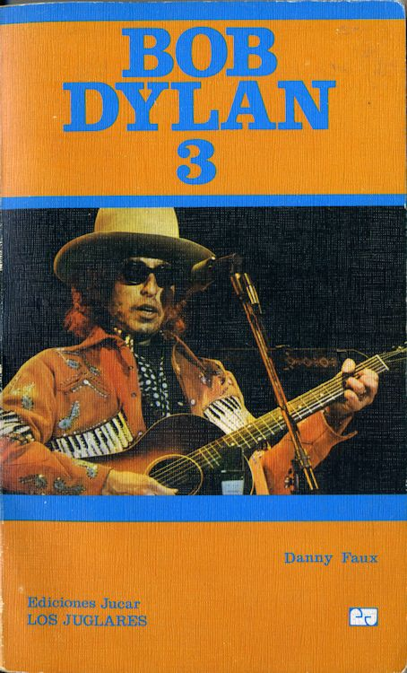 bob dylan 3 danny faux book in Spanish