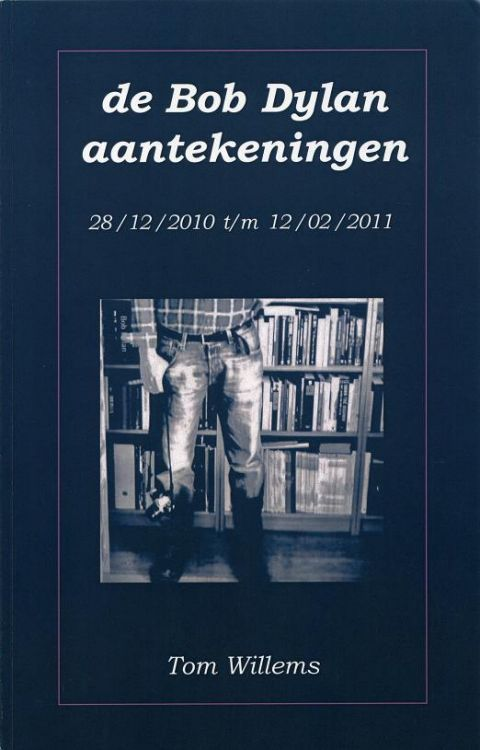 bob dylan aantekeningen book in Dutch