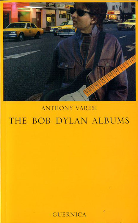 the Bob Dylan albums varesi book
