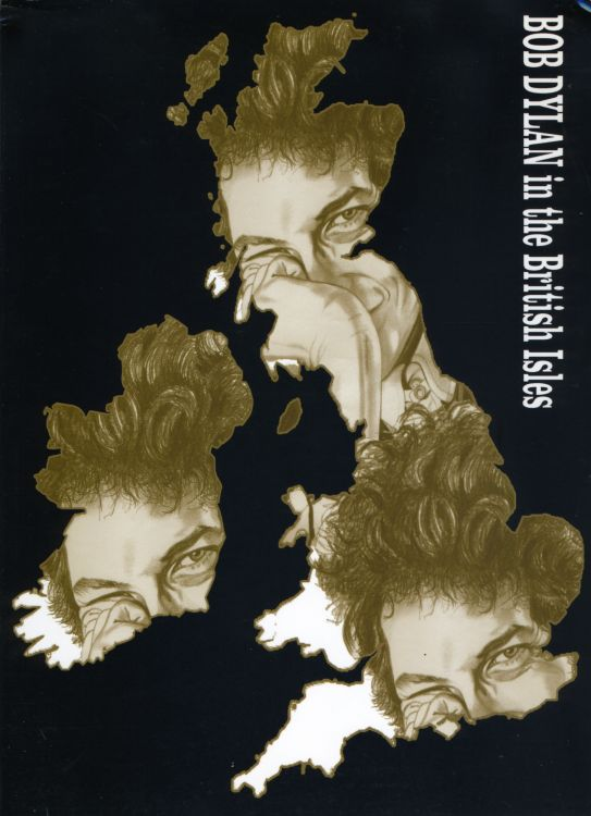 Bob Dylan in the british isles book