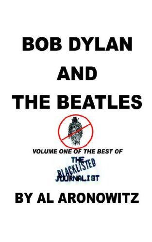 Bob Dylan and the beatles al aronowitz book