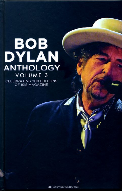 Bob Dylan anthology volume 3 isis 200 book