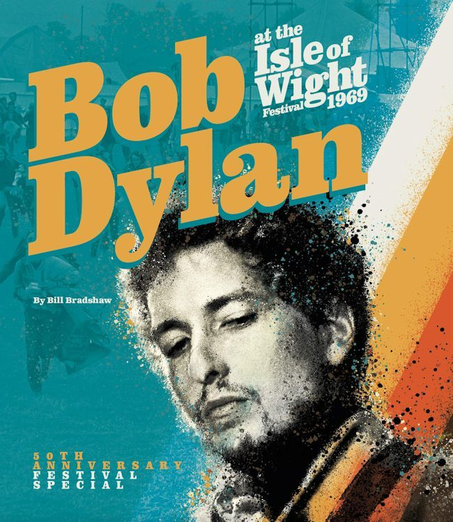 Bob Dylan At The Isle Of Wight Festival 1969 pre-publication-2