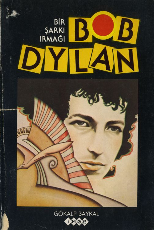 bir sarki irma Dylan book in Turkish