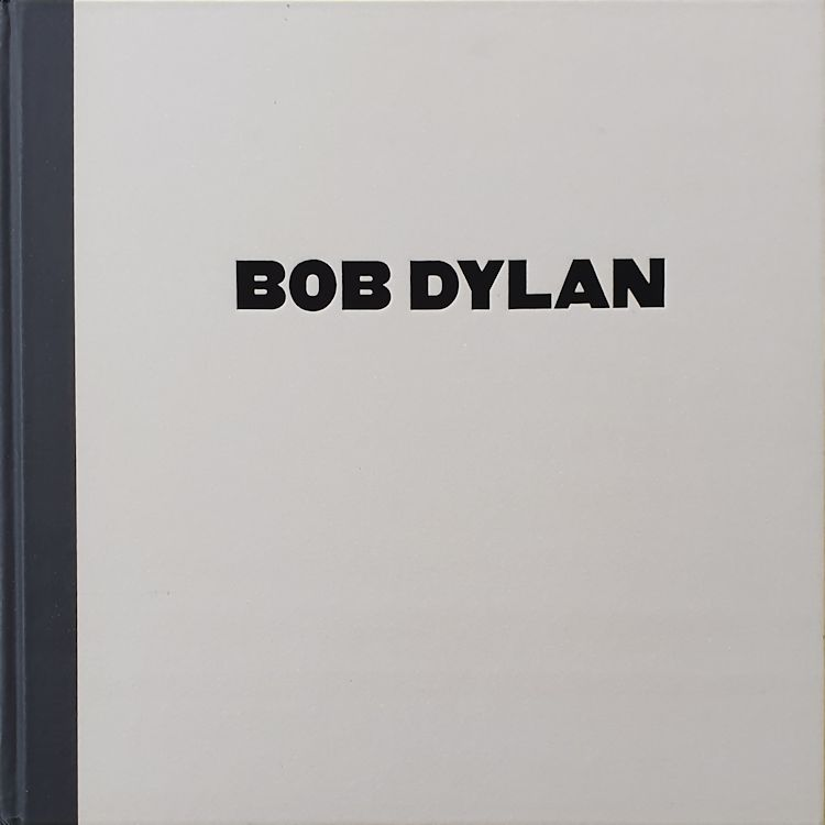 Bob Dylan blottingpaper man book