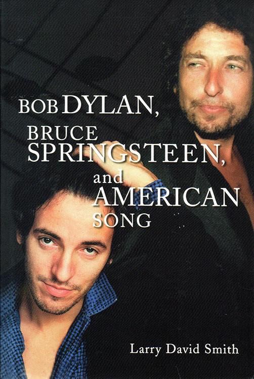 Dylan bruce springsteen and american songs book