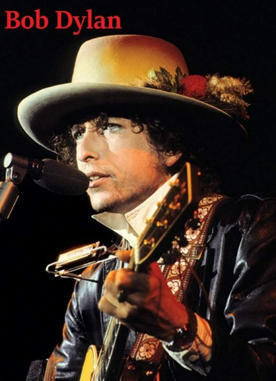 BOB DYLAN, by Robert Zimmerman