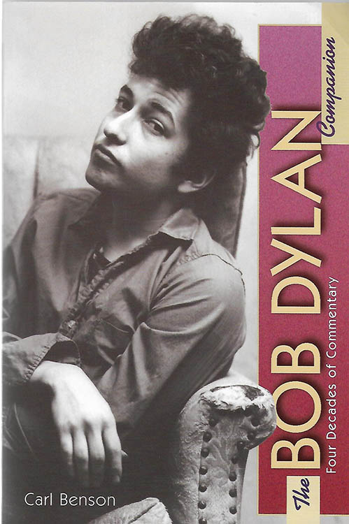 the Bob Dylan companion book carl benson