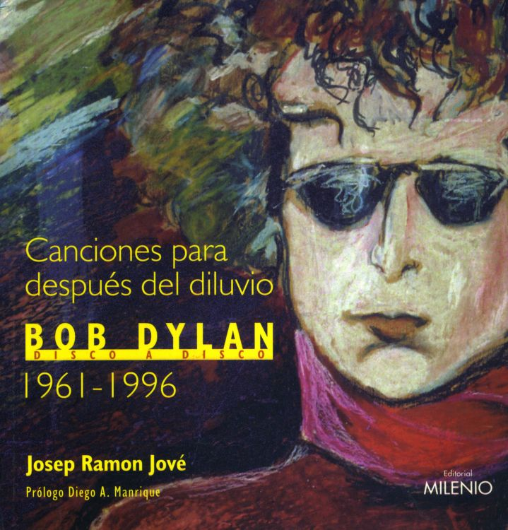 bob dylan disco a disco 1961-1996 book in Spanish