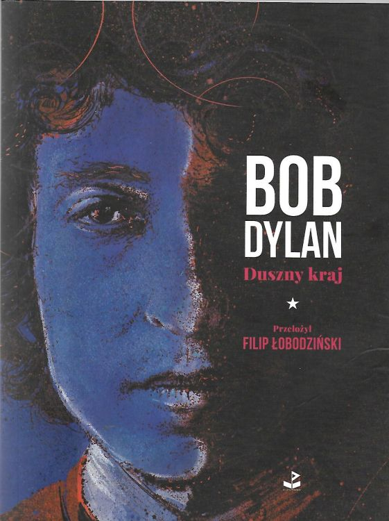 bob dylan duszny kraj book in Polish