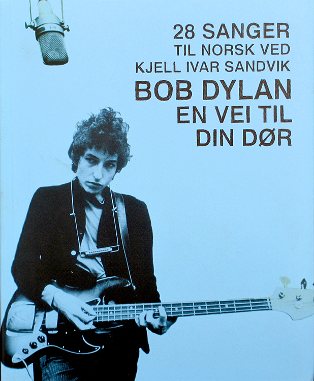 bob dylan en vei til den dor book in Norwegian