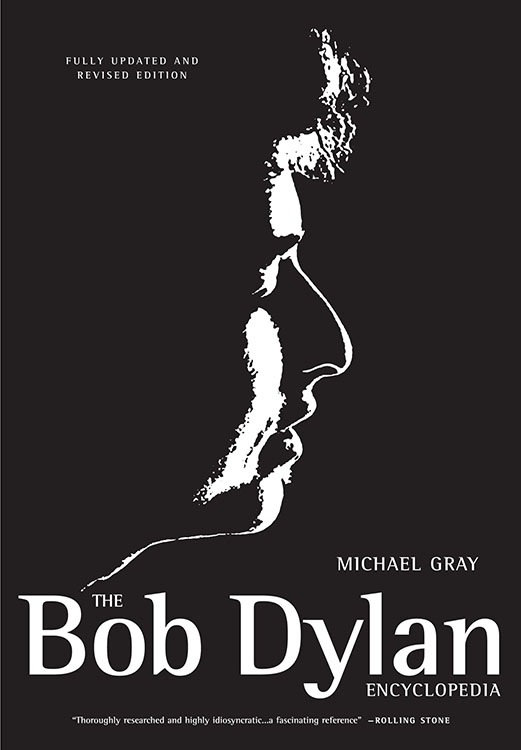 the Bob Dylan encyclopaedia hardback michael gray book updated 2008