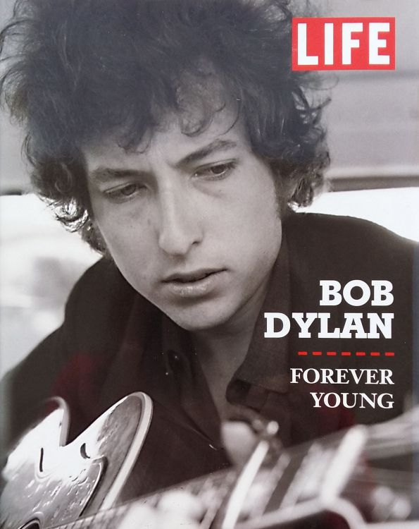 life magazine 2012 hardcover Bob Dylan cover story