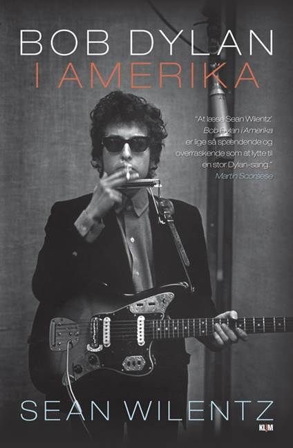 bob Dylan i amerika book in Danish