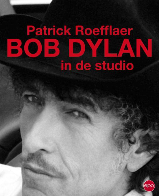 bob dylan in de studio book in Dutch