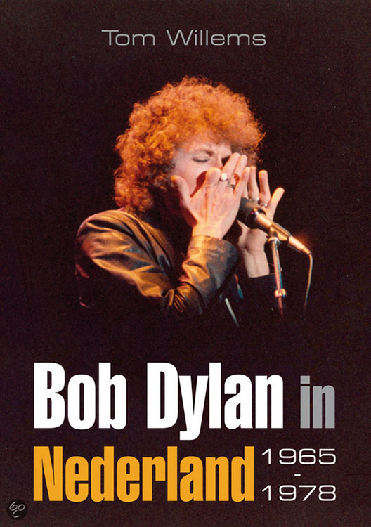 bob dylan in nederland book in Dutch