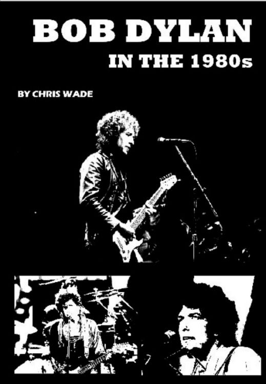 Bob Dylan in the 80's wade book