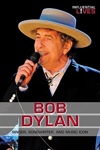 bob dylan siger songwriter and music idol by Michael A; Schuman