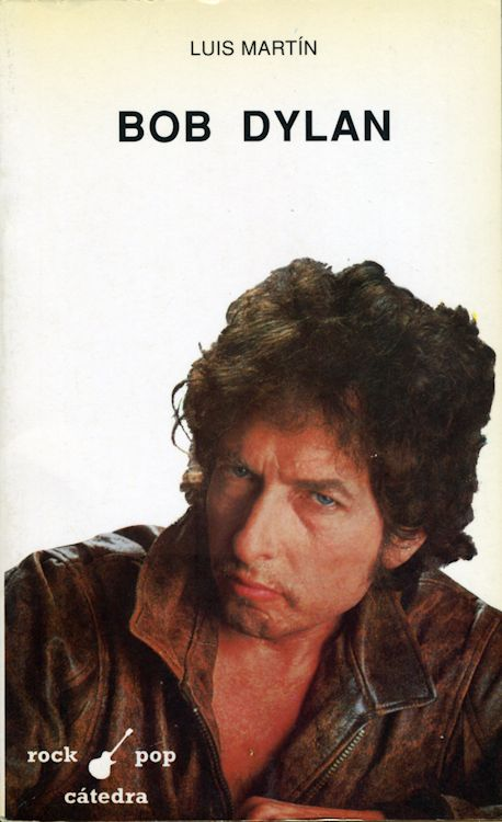 bob dylan luis martin book in Spanish