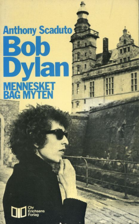 bob Dylan mennsket bag myten book in Danish